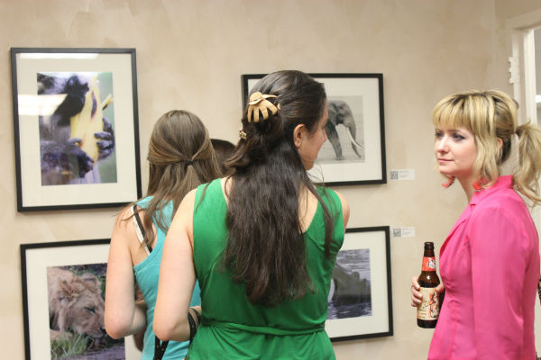 Opening weekend at Artomatic 2012 with Timothy Forbes Photography