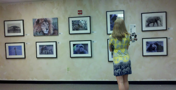 Opening night at Artomatic 2012 with Timothy Forbes Photography