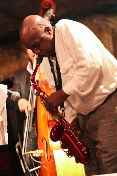 Ron Sutton Jr., saxophone