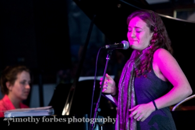 Danielle Wertz, vocals with Amy K. Bormet, piano