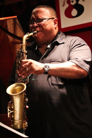 Bruce Williams, saxophone
