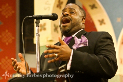 Robert Person, vocals