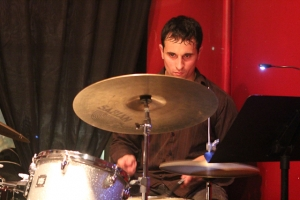 Shareef Taher, drums